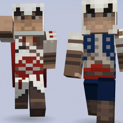 Minecraft Skin Pack 4