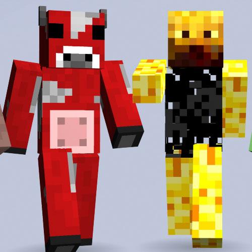 Minecraft Skin Pack 5