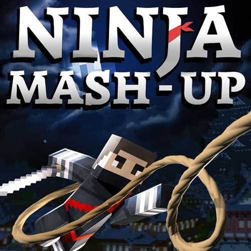 Minecraft Ninja Mashup Pack