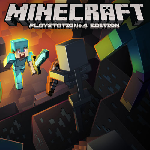 Minecraft Playstation