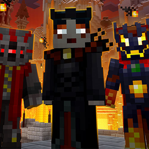 Minecraft Pocket Edition Skin Packs