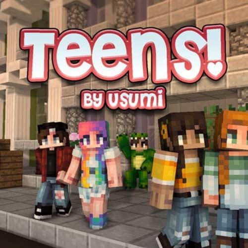 Teens! Skin Pack by Pixel Squared