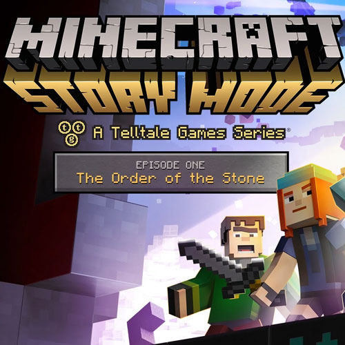 Minecraft Story Mode Episode 1