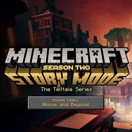 Minecraft Story Mode Season 2 Episode 5