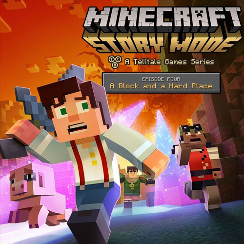 Minecraft Story Mode Episode 4