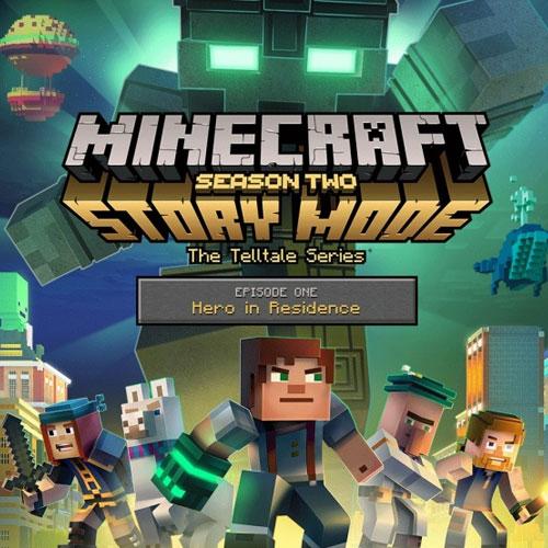 Minecraft Story Mode Season 2 Episode 1