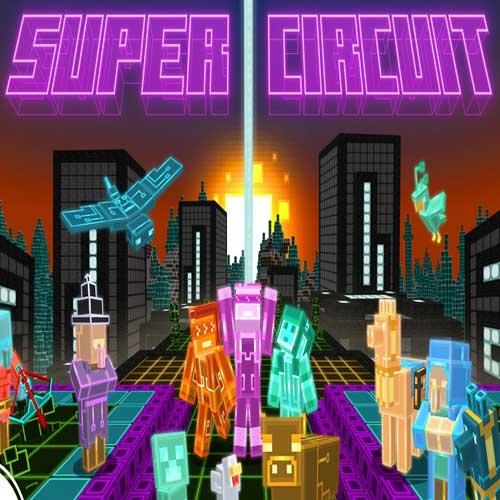 Minecraft Super Circuit Texture Pack
