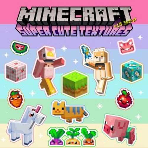 Minecraft Super Cute Texture Pack