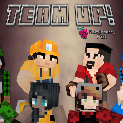 Team Up! Skin Pack by Razzleberry Fix