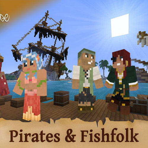 Pirates and Fishfolk Skin Pack by Imagiverse