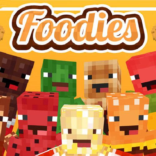 Foodies Skin Pack by 57Digital