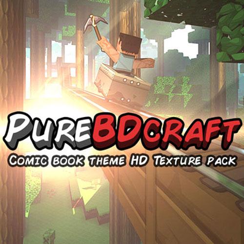 Minecraft PureBDcraft Texture Pack