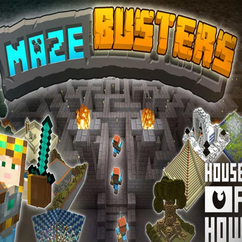 Maze Busters