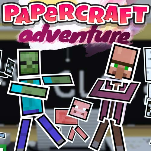 Papercraft Adventure