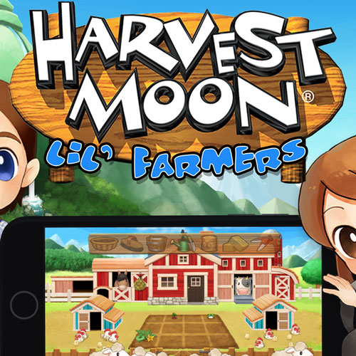 Harvest Moon: Lil Farmers