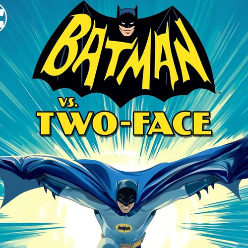 Batman vs Two-face Animated Film