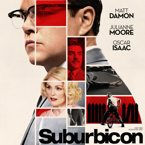 Suburbicon Movie