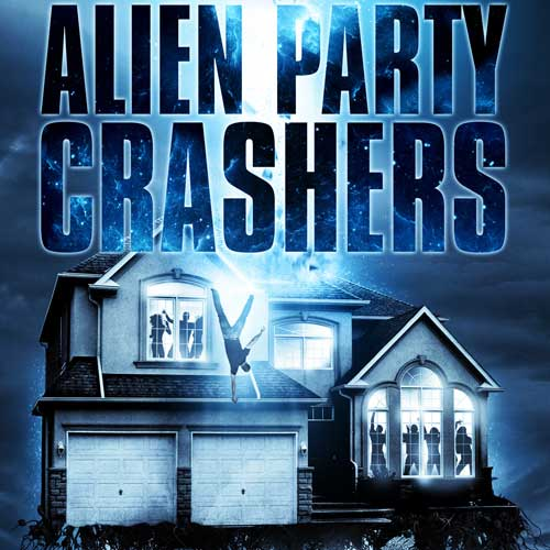 Alien Party Crashers
