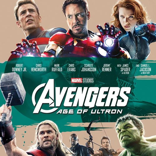 Avengers: Age of Ultron 4k