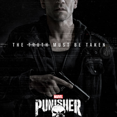 The Punisher Season 1