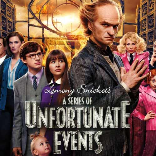 A Series of Unfortunate Events Hub