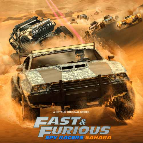 Fast & Furious: Spy Racers Season 3