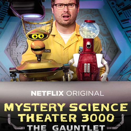 Mystery Science Theater 3000 The Gauntlet