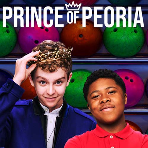 Prince of Peoria Season 1