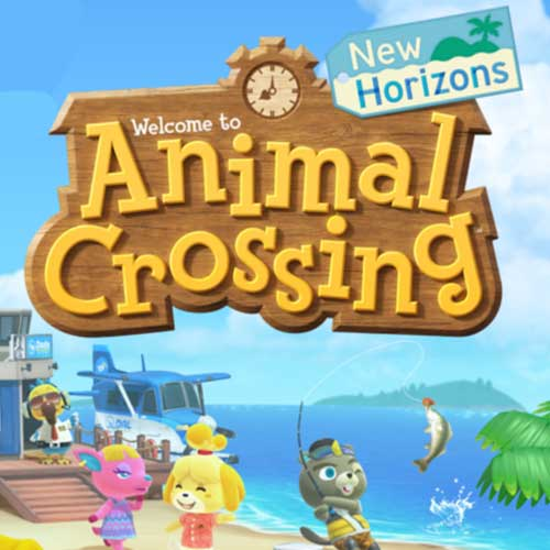 Animal Crossing: New Horizons Game of the Year