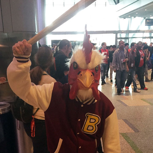 Pax East 2016 Day 2