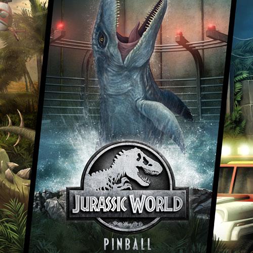 Pinball FX3 Jurassic World