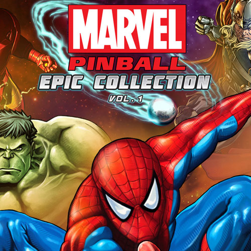 Marvel Pinball Collection Vol. 1