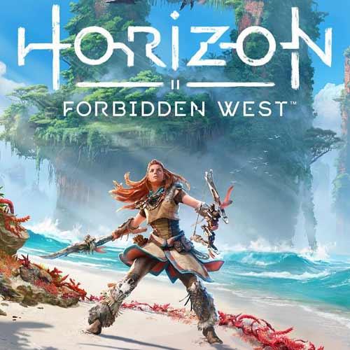 Horizon Forbidden West Box Art
