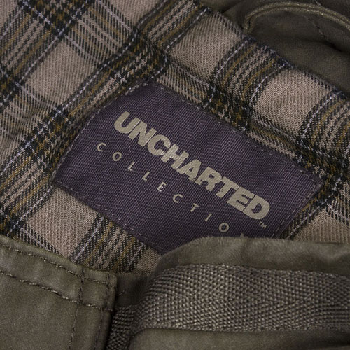 Uncharted: Musterbrand