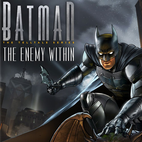 Batman: The Enemy Within Episode 5: Same Stitch