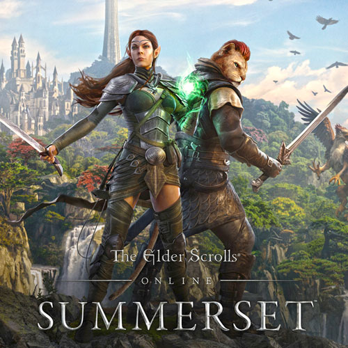 The Elder Scrolls Online Summerset Game of the Year