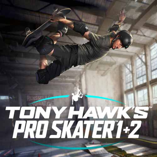 Tony Hawk's Pro Skater 1 plus 2 Game of the Year