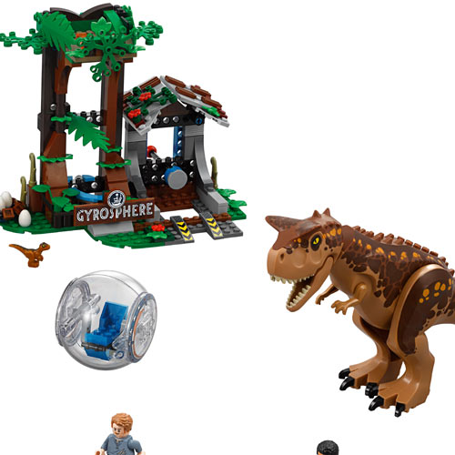 LEGO Jurassic World 2018