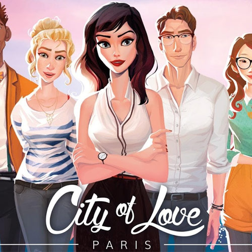 City of Love: Paris Walkthrough