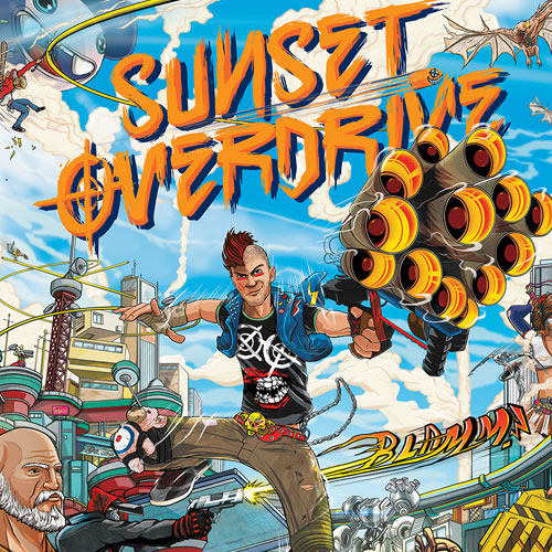 Sunset Overdrive Walkthrough