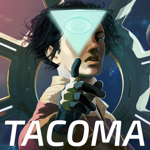 Tacoma Walkthrough