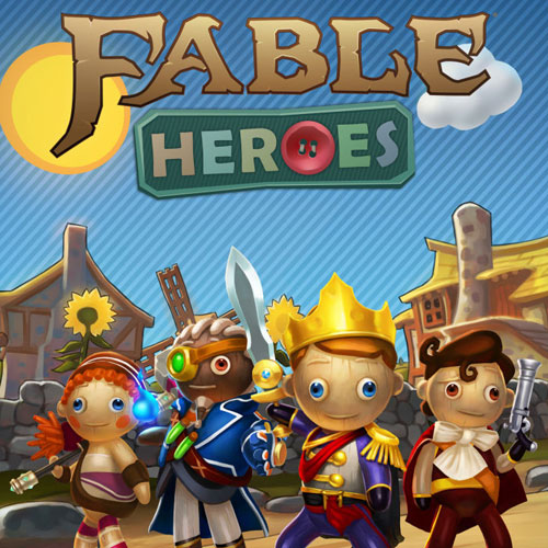 Fable Heroes Walkthrough