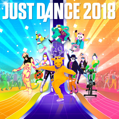 Just Dance 2018 Logo
