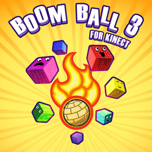 Boom Ball 3 for Kinect