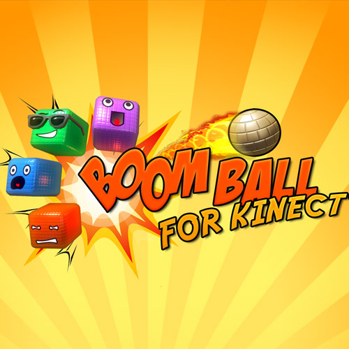 Boom Ball for Kinect