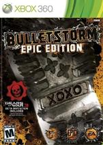 Bulletstorm Epic Edition Box Art