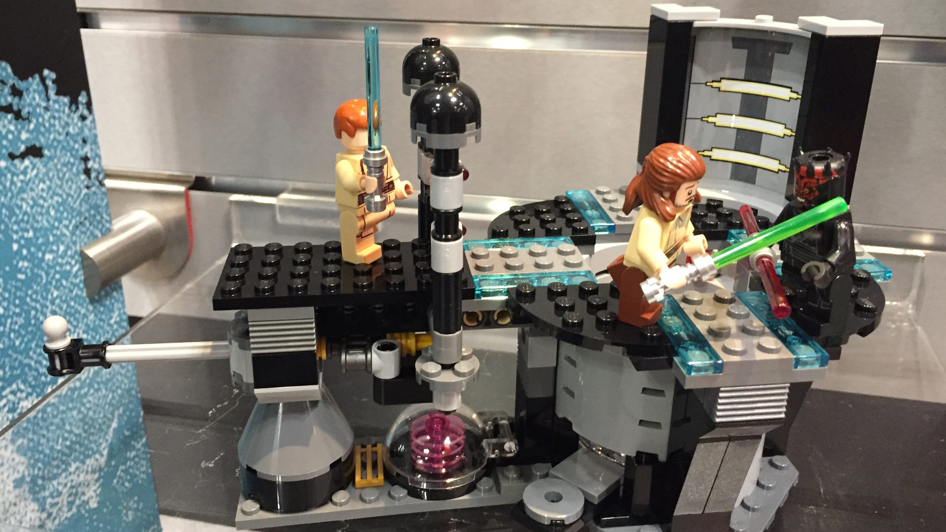 LEGO Star Wars Set 75169 Duel on Naboo at Toy Fair 2017