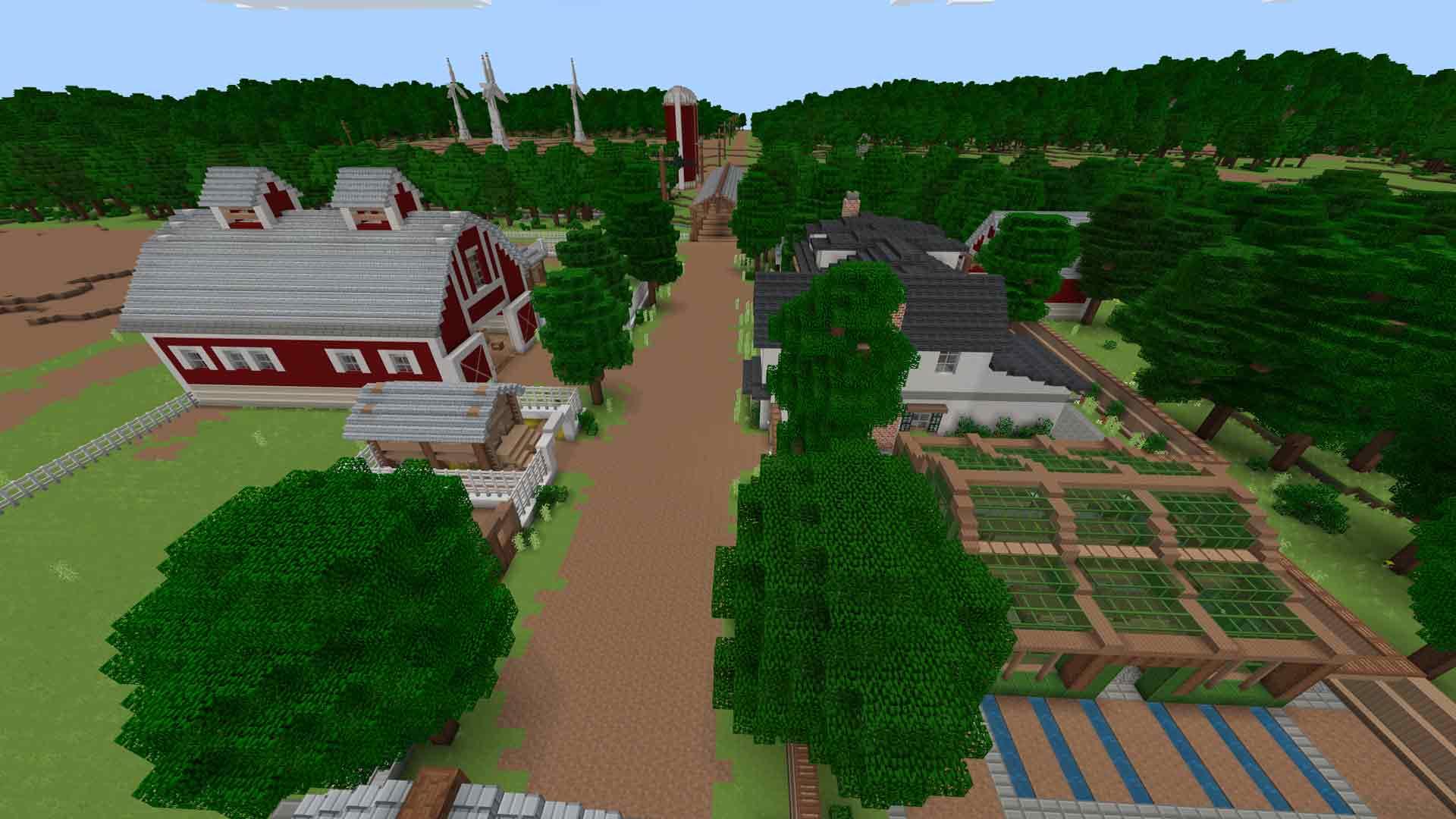 Minecraft Advanced Farming Review Gamerheadquarters,Small Home Interior Design Images India