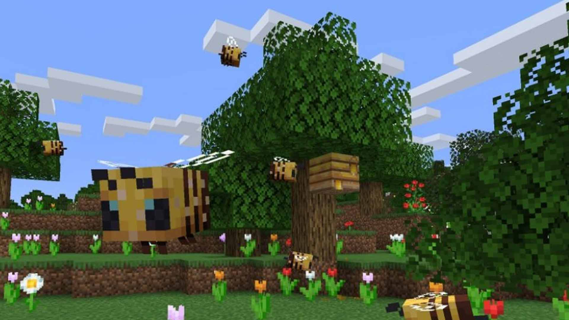 Minecraft Mooshrooms Screenshot