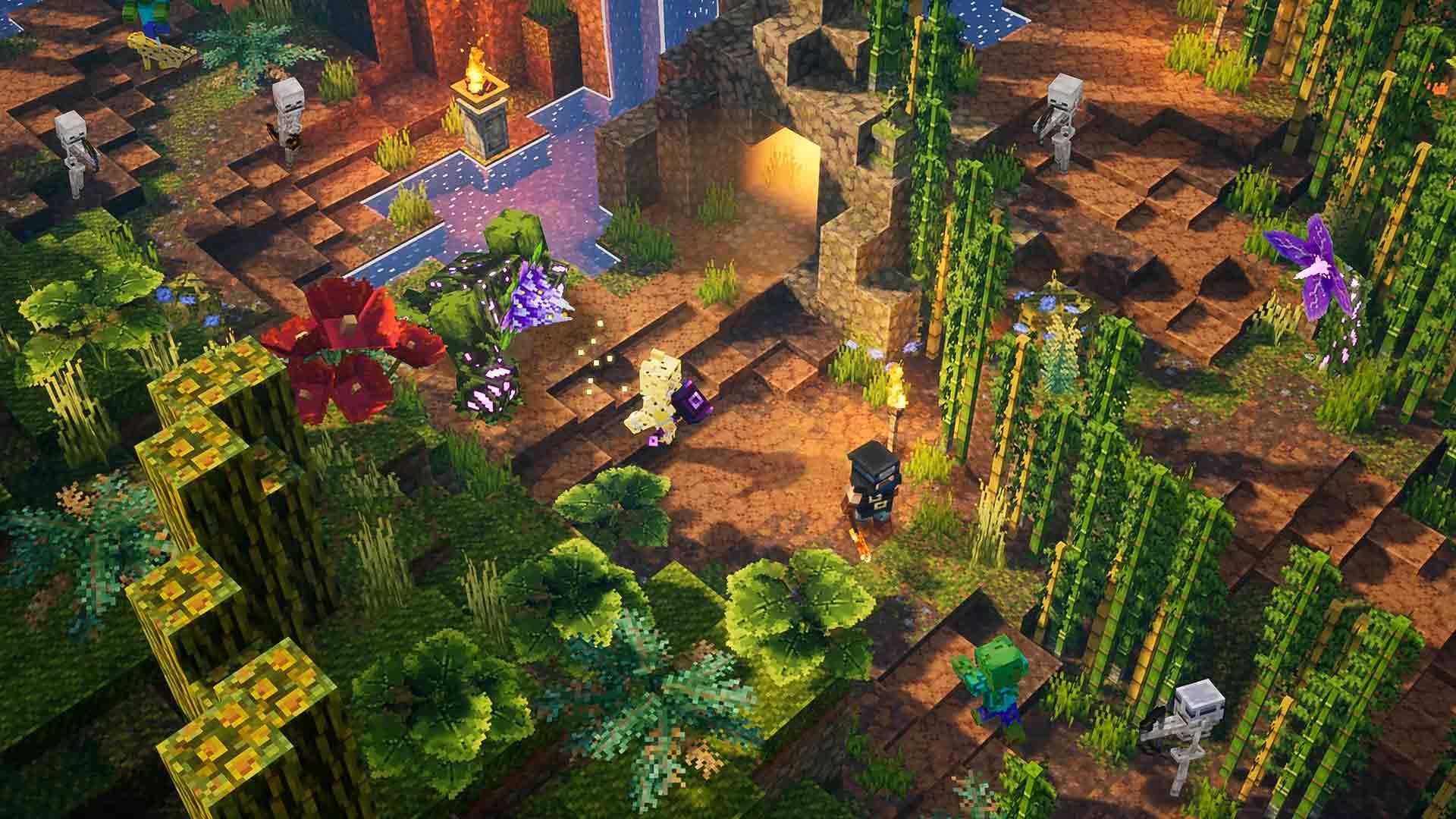 Minecraft Dungeons: Jungle Awakens Xbox